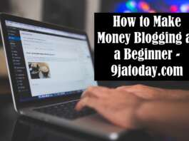 How to Make Money Blogging as a Beginner
