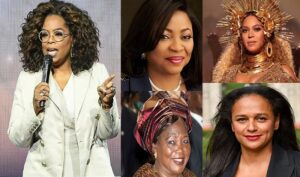 Top 10 Richest Black Women In The World 2020 Forbes