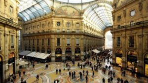 Italy - one of the biggest economies in the world