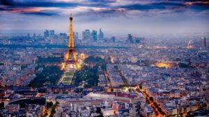 France is also one of the largest economies in the world