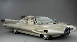 1958 Ford X200 - strangest cars in the world