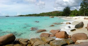 Anse Lazio Beach - One of the best beaches in Africa