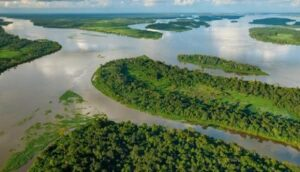 Congo River - Deepest river in the world