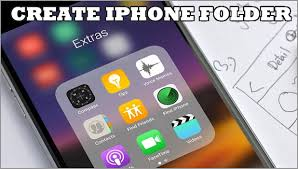How to Create A Folder on iPhone