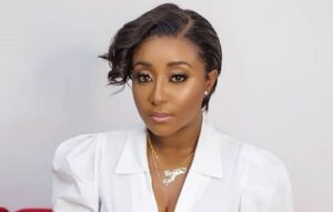 Ini Edo - one of the richest nollywood actress