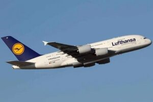 Lufthansa   One of the largest airlines in the world