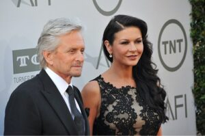 Hollywood Billionaires: Michael D. and Catherine Zeta-Jones