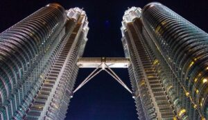 Petronas - tallest buildings in the world