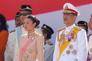 Thai Royal family - Richest Royal Family in the world