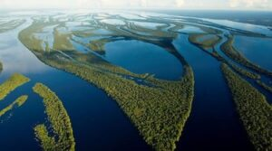Amazon River - Deepest Rivers in The World