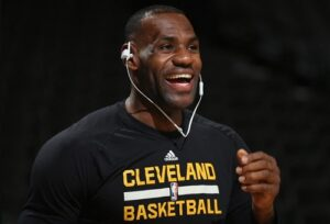 LeBron James Highest Paid Artists In the World
