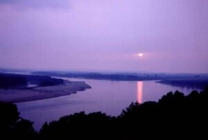 Mississippi River - one of the deepest rivers in the world
