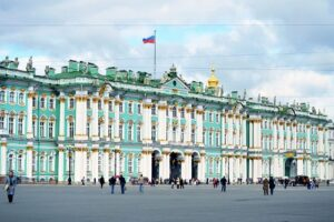 State Hermitage - Most visited museums in the world