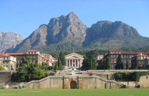 Cape Town University South Africa