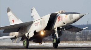 Mikoyan MiG-25 - fastest airplanes in the world