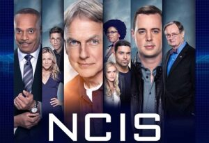 NCIS - Most streamed series