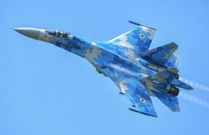 Sukhoi Su-27 - fastest airplanes in the world