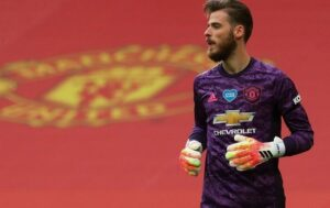 David de Gea - best goalkeepers in the world