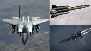The 10 Fastest Airplanes In The World