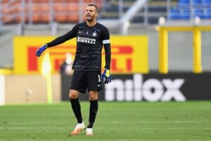 7. Samir Handanovic (Inter Milan) - top best keepers