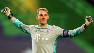 Manuel Neuer - the best goalkeeper 2020