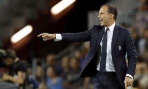 Massimiliano Allegri - One of the highest paid football coaches in the world