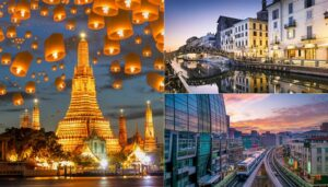 Discover the 10 most visited cities in the world
