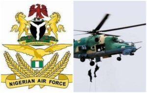 Nigerian Air force Ranks and Salary Structure (Updated)