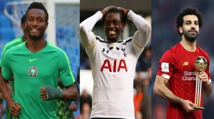 Top 10 Richest Footballers In Africa
