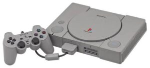 PlayStation - Best game consoles of all time