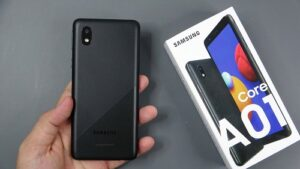 Samsung Galaxy A01 Core - Best-Selling Samsung Phones In The World