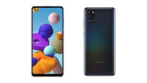 Samsung Galaxy A21s - Best-Selling Samsung Phones In The World