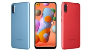 Samsung Galaxy A11 - Best-Selling Samsung Phones In The World