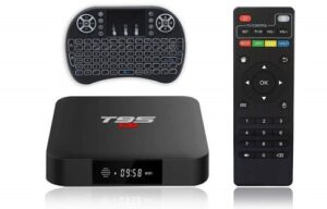 T95 S1 Android TV Box
