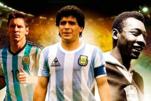 The 10 Greatest Soccer Players Of All Time