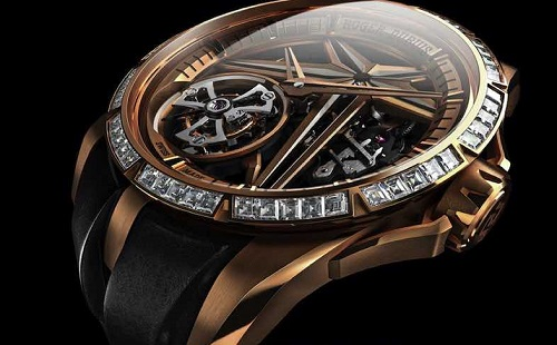 Roger Dubuis Excalibur - The 8 Best Watches for Men