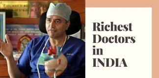 Richest Doctors in India