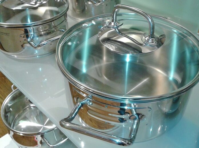 Prices of Cooking Pots