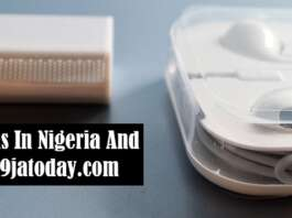 Cheapest Earbuds In Nigeria And Their Prices