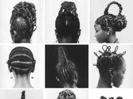 Natural Hairstyles For Nigerian Women